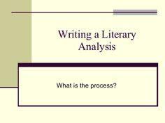 Analysis essay intro lotf